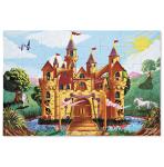 Fairy Tale Castle Floor Puzzle