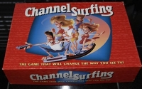 Channel Surfing ~ The Game That Will Change the Way You Watch TV ! by Milton Bradley