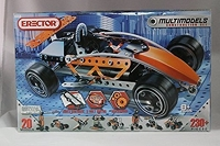 Erector Multi Models Construction Set