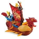 Imaginext Serpent Pirate Ship w Jake and the Neverland Pieces