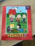 Peanuts - 500 Jigsaw Puzzle