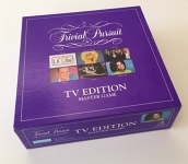 Trivial Pursuit TV Edition Master Game