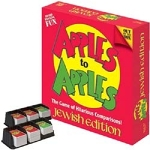 Jewish Apples to Apples