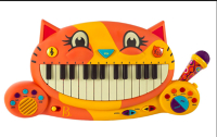 Cat Piano Just Byou