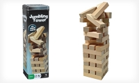 Jumbling Towers