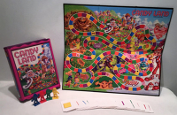 Candy Land Book Game