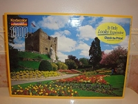 Kodacolor Jigsaw Puzzle 1000 Pieces Castle Keep Ruin England