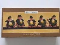 Anne Geddes 5 Babies Jigsaw Puzzle