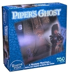 Missing Piece Mystery Puzzle - Piper's Ghost 500 Pieces