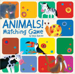 Animals Matching Game by Bob Barner
