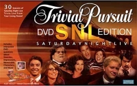 Trivial Pursuit Saturday Night Live SNL DVD Edition Board Game