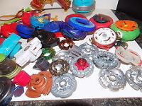 Beyblades with Stadium