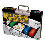 200 Peice Poker Set