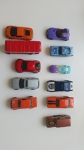 11 Cars Set - 1