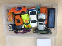 Assorted Lil' Vehicles - 14 Items