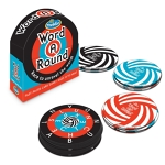 Word A Round - Race to Unravel the World