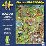 1000pc Puzzle - Crowd Pleasers - Golf