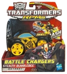 Battle Chargers Stealth Bumblebee Transformers