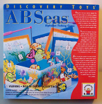 ABSEAS® Alphabet Fishing Game