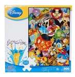 300pc Puzzle Disney Legends