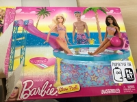 Barbie Pool Glam