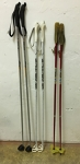 Běžkařské hůlky / Cross-country ski sticks