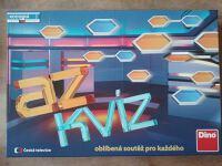 AZ Kvíz/Czech Knowledge Game