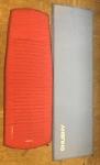 Nafukovací karimatka (červená) / Air floated sleeping pad (red)