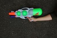 Vodní pistole / Water gun