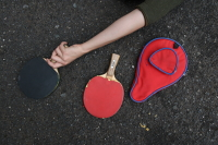 Ping pongové pálky / Ping pong paddles