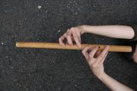Dřevěná flétna / Wooden flute