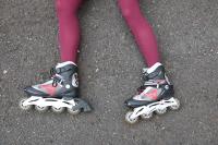 Kolečkové brusle vel. 42/ Inline skaters size 42