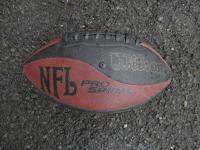Míč hvězda amerického fotbalu / Ball US football star