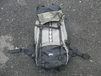 Krosna Katka / Katka's backpack