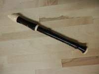 Zobcová flétna / fipple flute