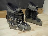 Lyžařské boty / Skiing boots