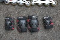 Chrániče na brusle/Skate protectors