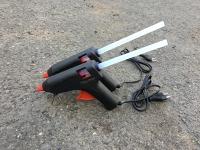 Tavicí pistole / Glue guns