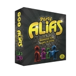 Party Alias stolní hra / board game