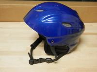 Lyžařská helma (modrá) / Ski helmet (blue)