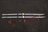 W_Běžky / Cross-country skis