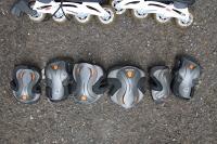 Chrániče na brusle vel. M/ Skate protectors size M