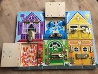Montessori zámky / Montesorri locks