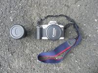 Analogový fotoaparát Olga / Analogue camera Olga