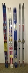 Bežky Fisher modré / Blue Fisher cross-country skis