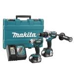 18 V Cordless Drill Set - Makita