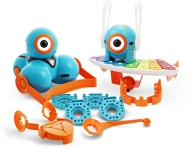 Dash and Dot - 8 dash/dot, cards, 4 each of Xylophones, Ears, Bulldozers, Launchers