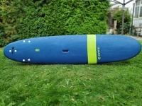 Great big beginner surfboard