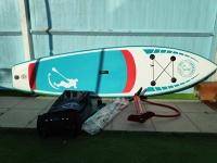 Sandbanks 10'6 inflatable Paddleboard