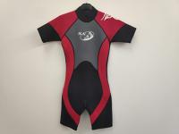 Kids XL 12-13 shortie wetsuit